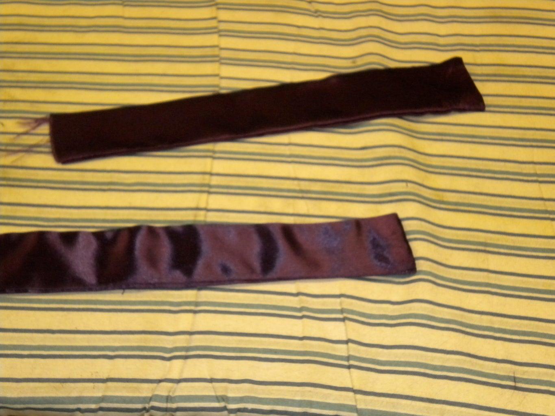 Finish Back Belt