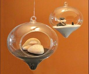 Mini Zen Glass Terrarium