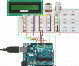 Humidity and Temperature Measurement Using Arduino