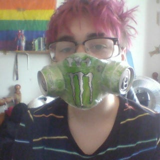 Monster Can Mask