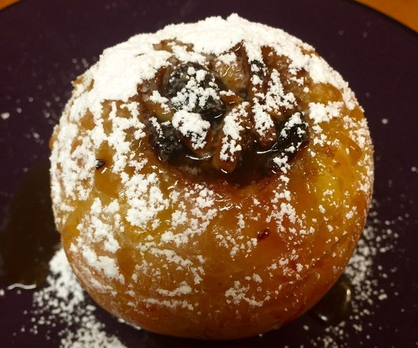 Baked Apples: Delicious & Simple. (Bratapfel)