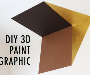 3D Wall Graphic