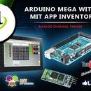 Arduino Mega With MIT APP INVENTOR Part 1.
