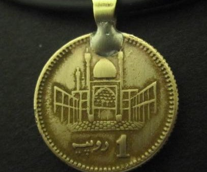 Simple Coin Pendant