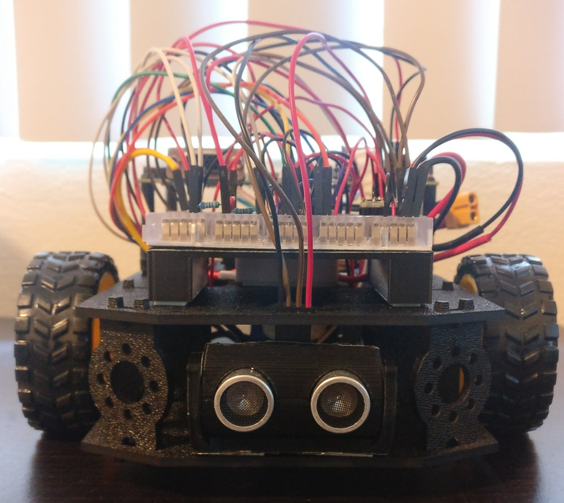 Assemble Robot Chassis