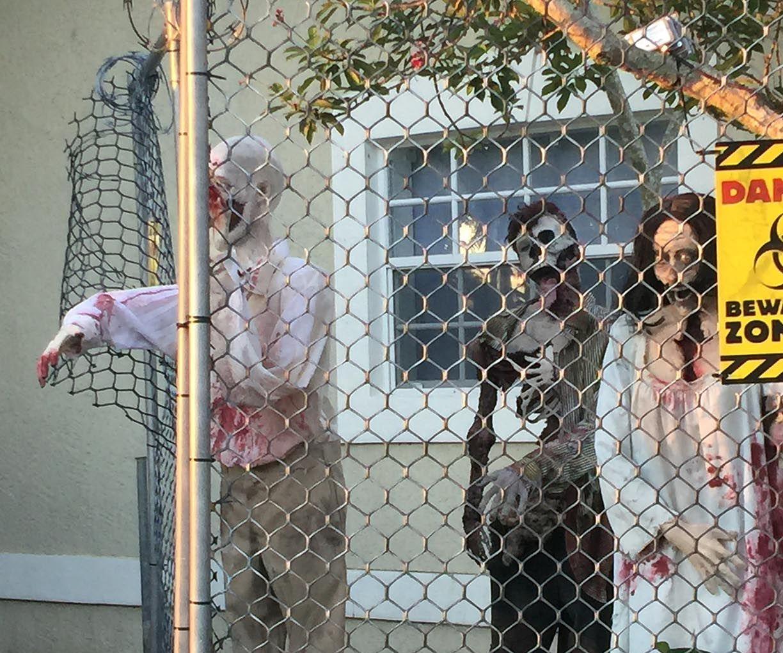 Walking Dead Halloween Decoration