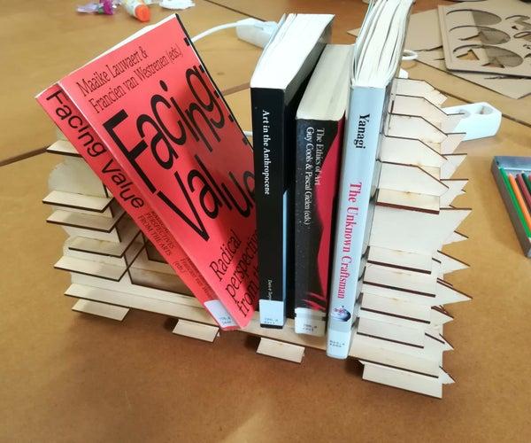 Cloud Vs Spikes Book Shelf