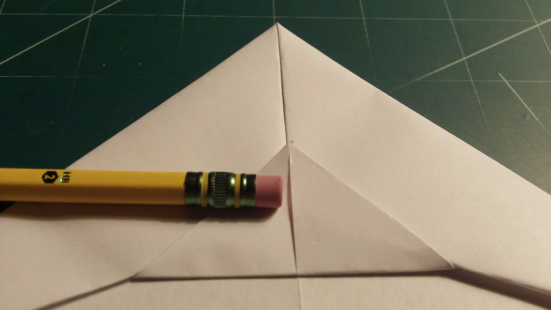 Nose and Security Folding
