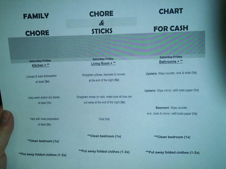Combine Lists & Print