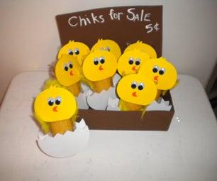 Twinkie Chicks!