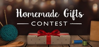 Homemade Gifts Contest 2017