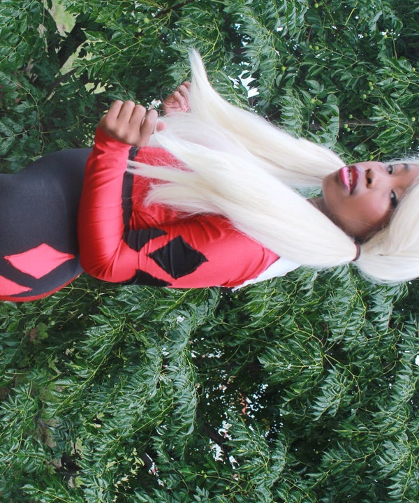 Classic Harley Quinn Bodysuit