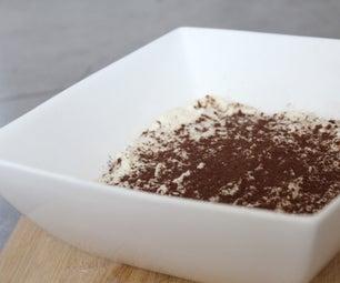 5 Minute Tiramisu (healthy Version)