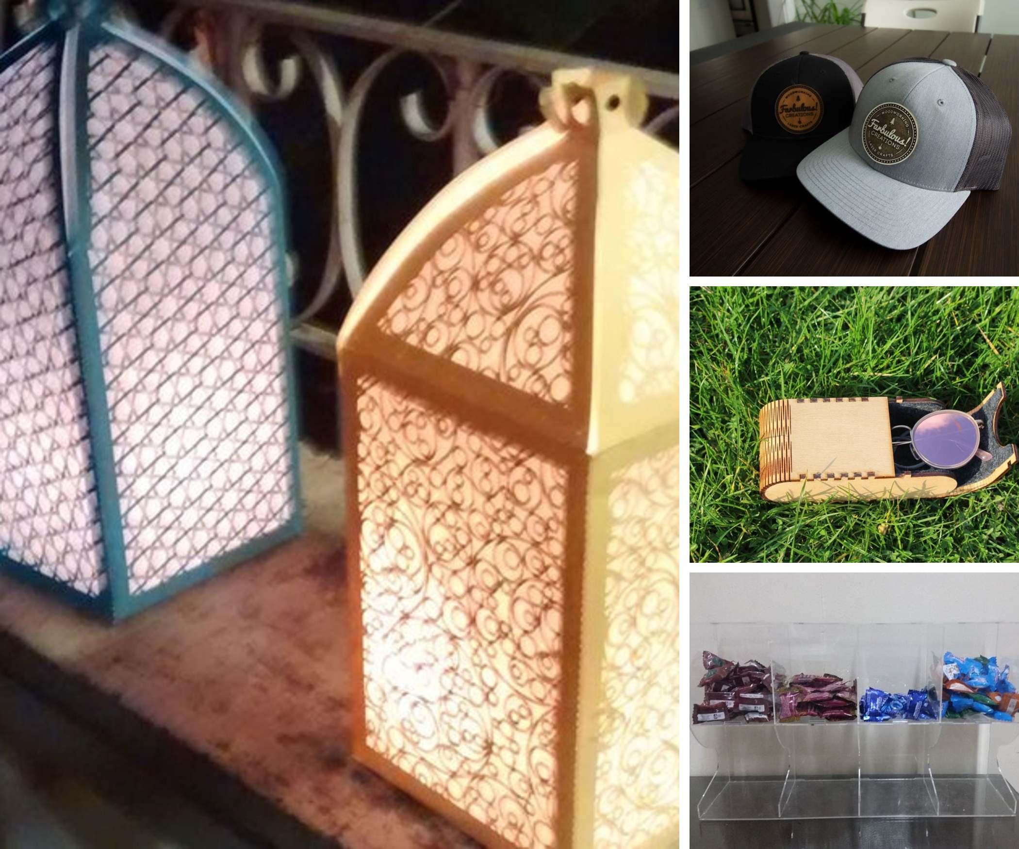 Project Ideas: Laser Cutter
