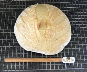 简单的面包跛脚
