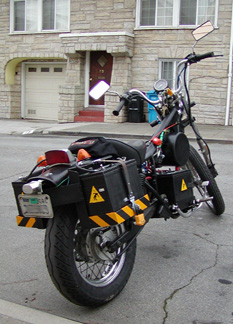 Gomi Style - Electric Motorcycle Conversion