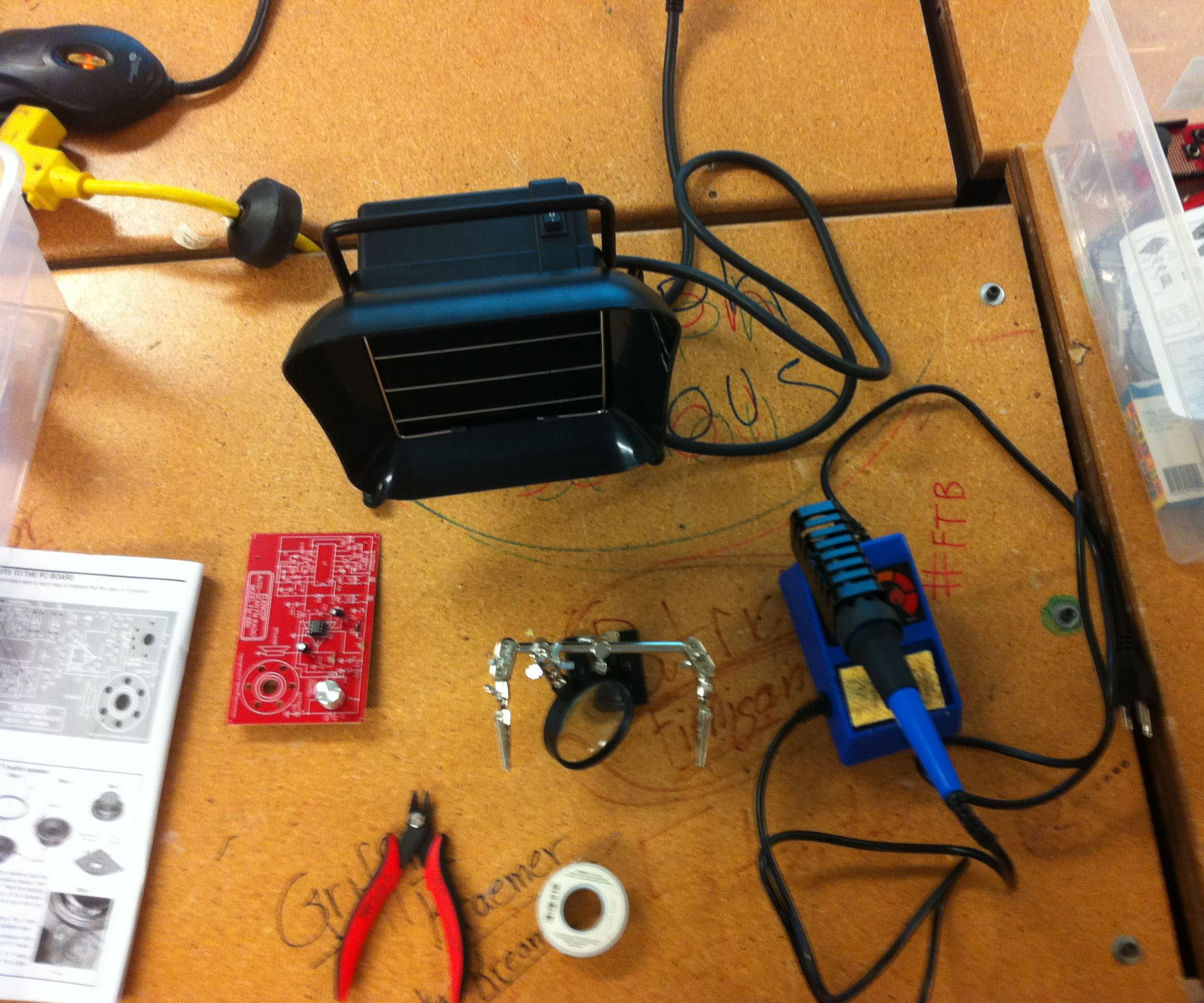 How to Solder: Tips and Tricks