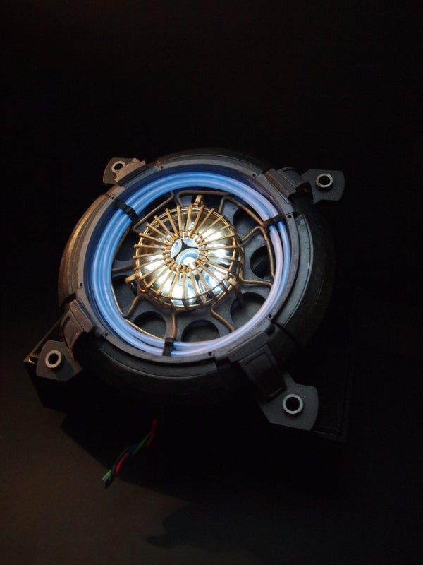 Whiplash Arc Reactor MK II