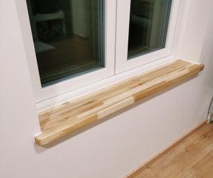 木窗口基石