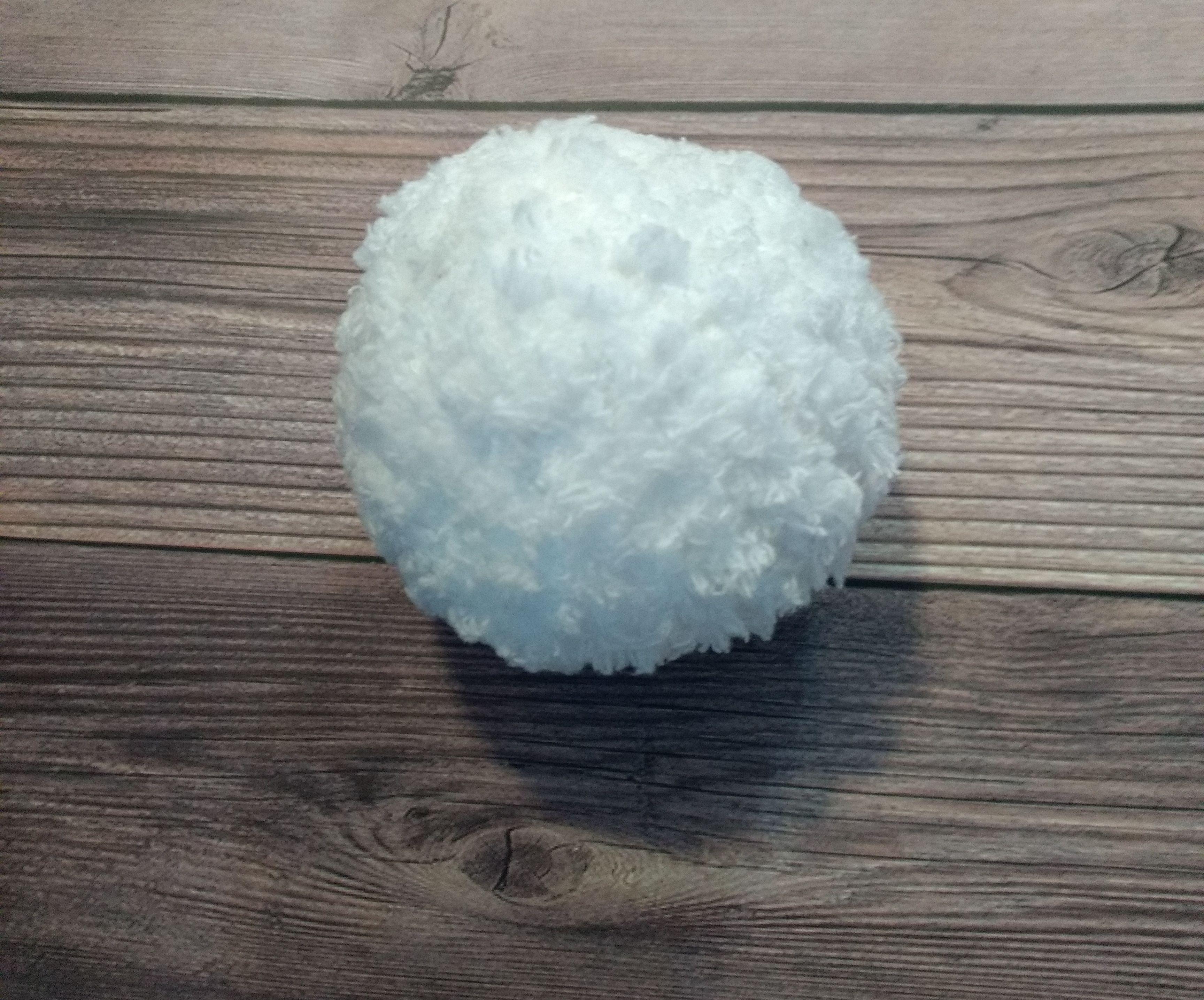 Crochet Snowball