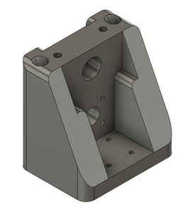Design Process - Moving Load Cell Mount - Done