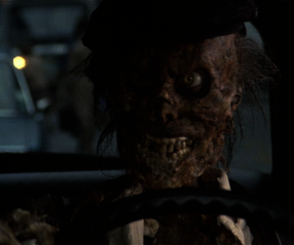 GhostBusters Zombie Taxi Driver