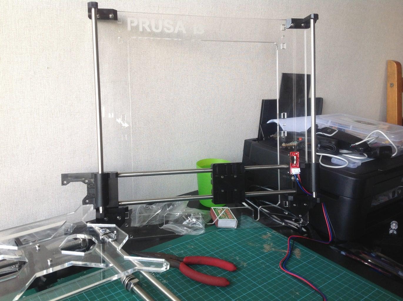Building the Printer