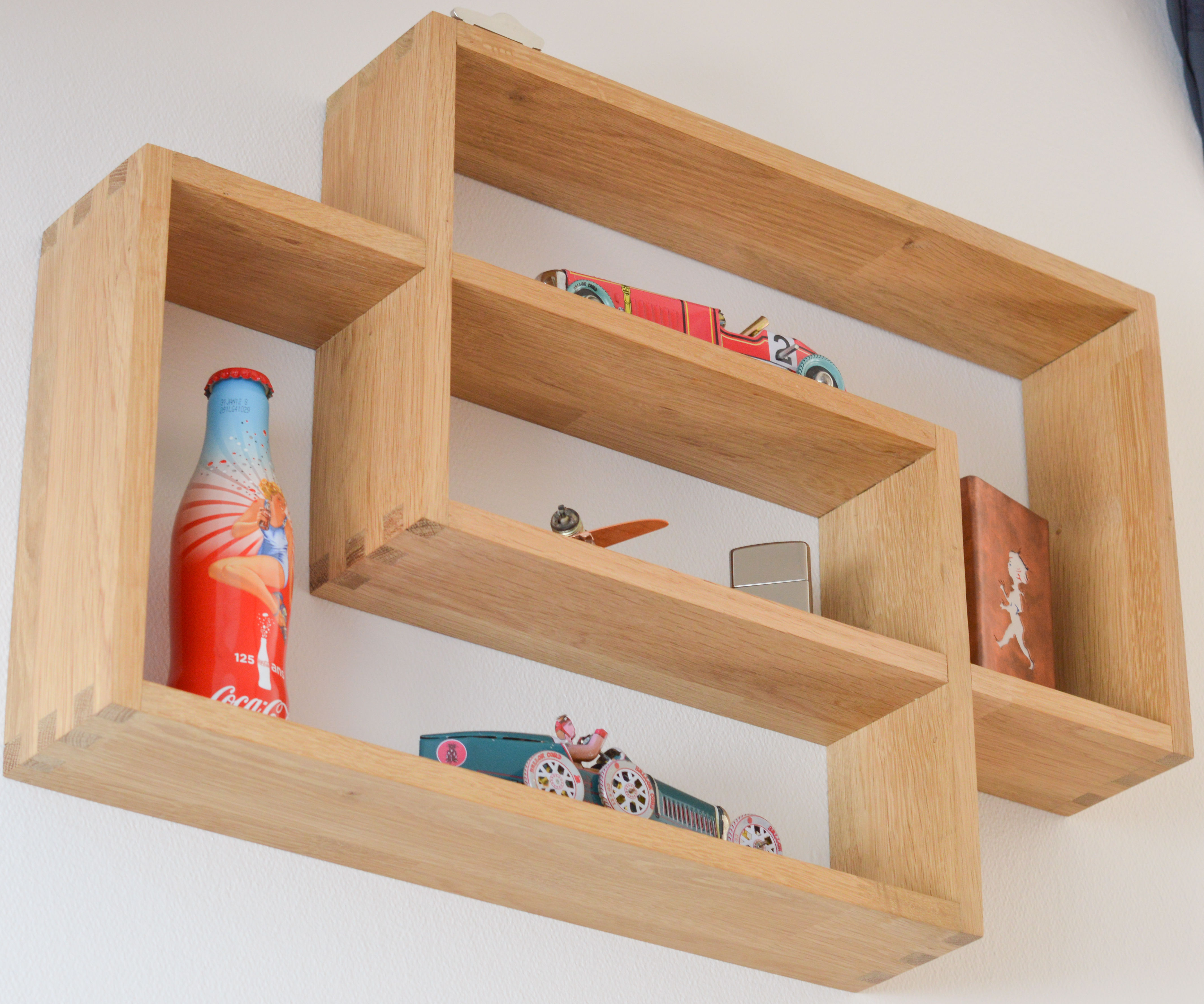 Interlocking Shelf