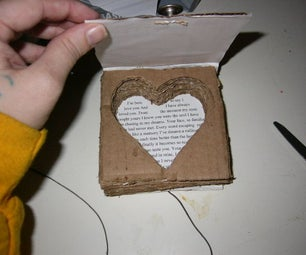 Trans* Love Keepsake Box