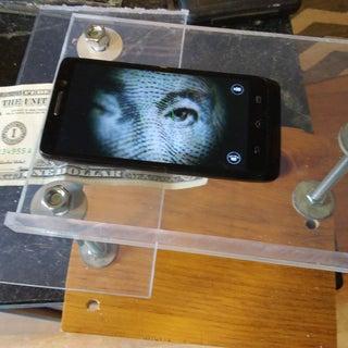 $10 Smartphone to Digital Microscope Conversion!