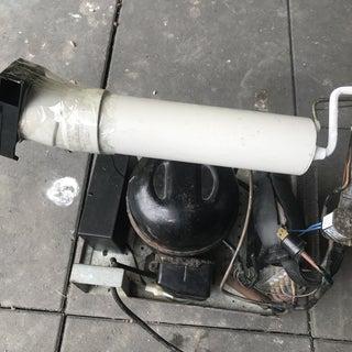 DIY R134a Portable Air Conditioner!