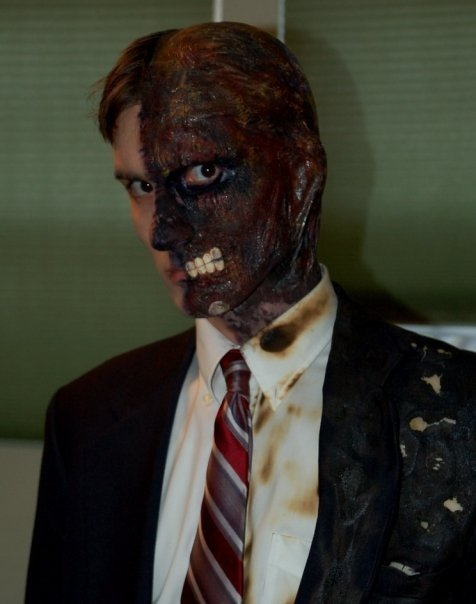 The Dark Knight: Two-Face