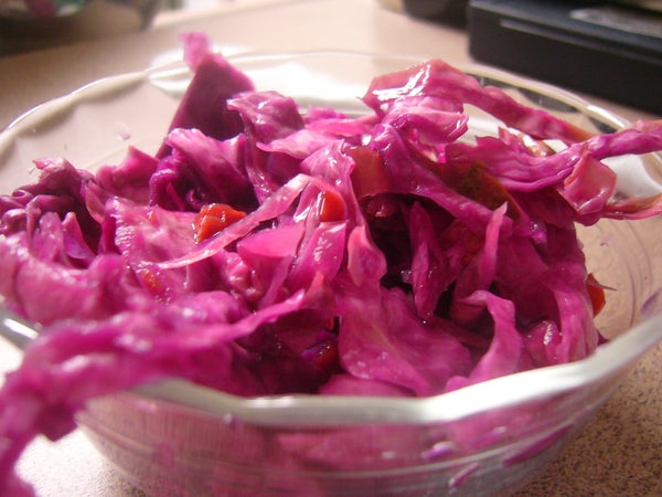 [Collegiate Meals] How to Make Sauerkraut