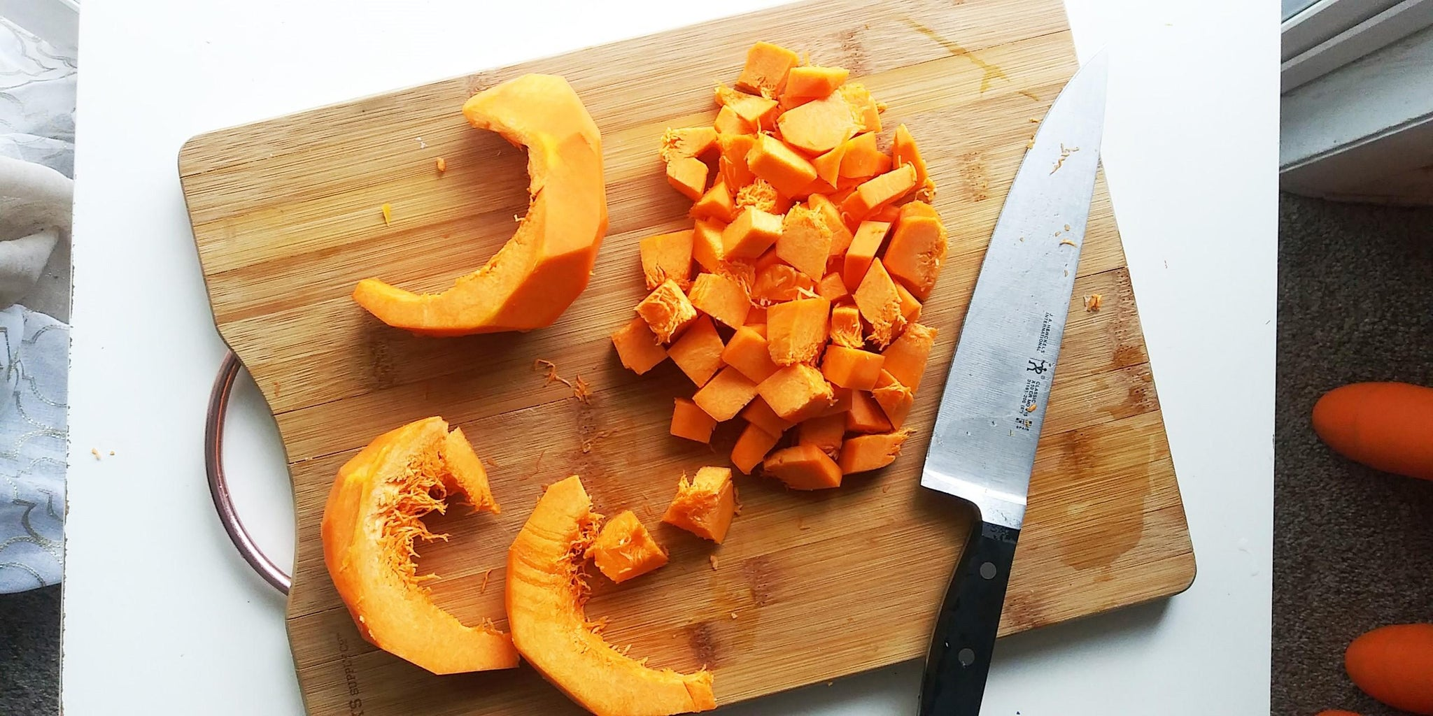 To Make Homemade Pumpkin Puree