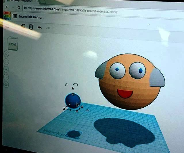 Getting Started With Tinkercad: Geometric Shapes and Toy Design