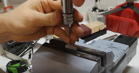 Fabrication Du Mini Trépied