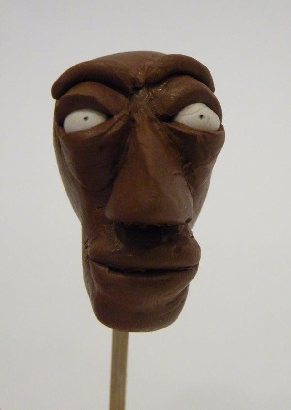 How to Sculpt a Head.