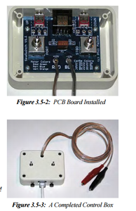 Conduct Tests and Finish the Control Box