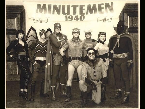 Sally Jupiter Costume (Silk Spectre I) From Watchmen