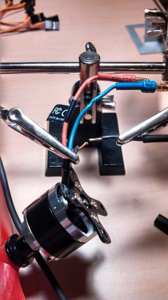 Repairing the Quad