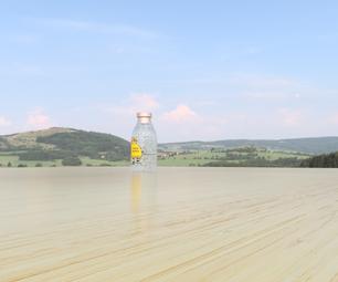 Make a Milk Bottle in Fusion 360