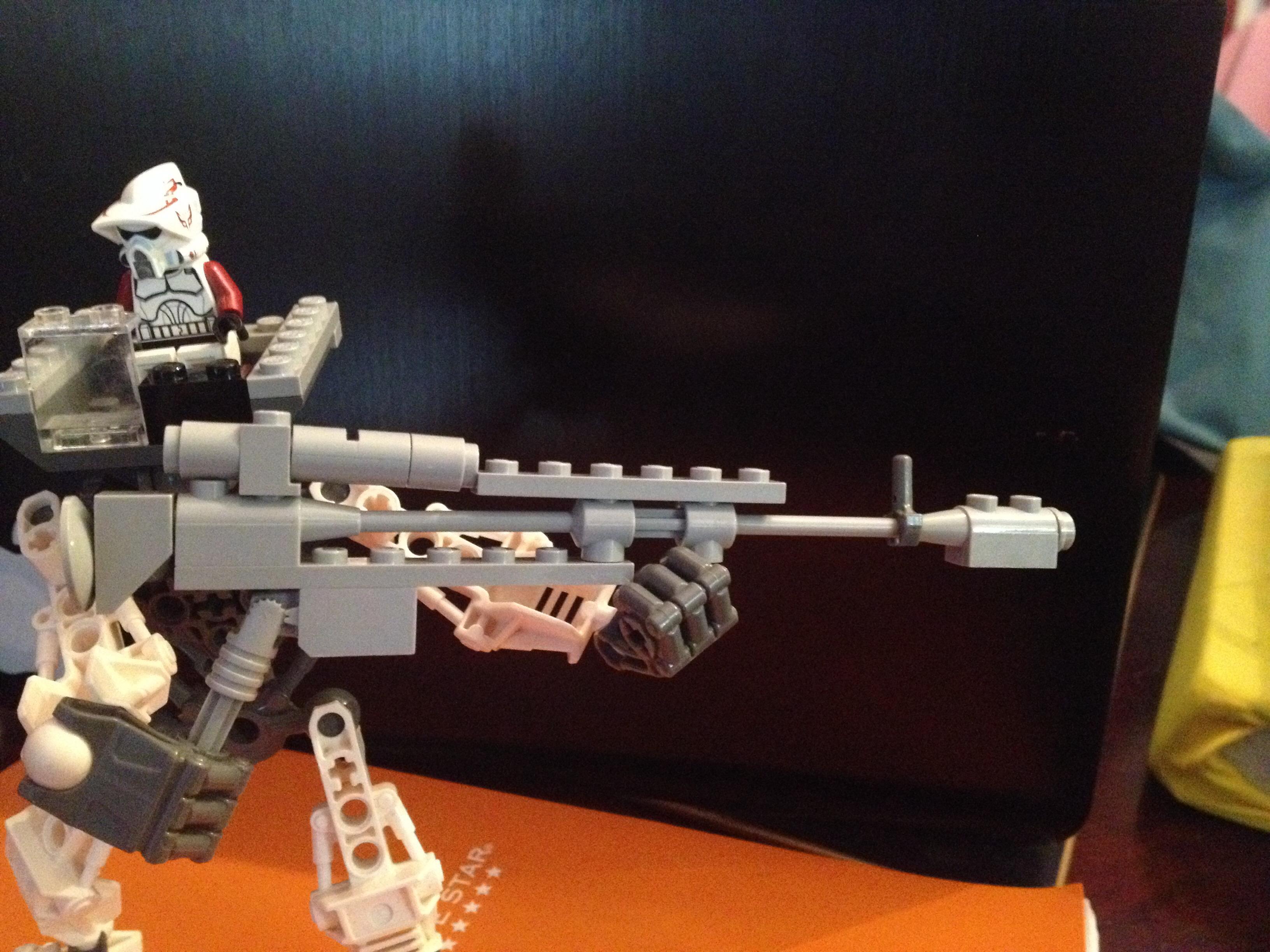 Bionicle Gun