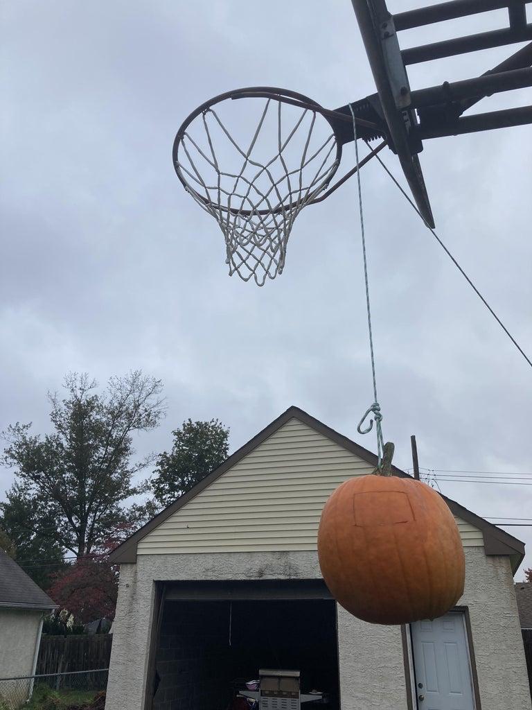 Hang the Pumpkin Up