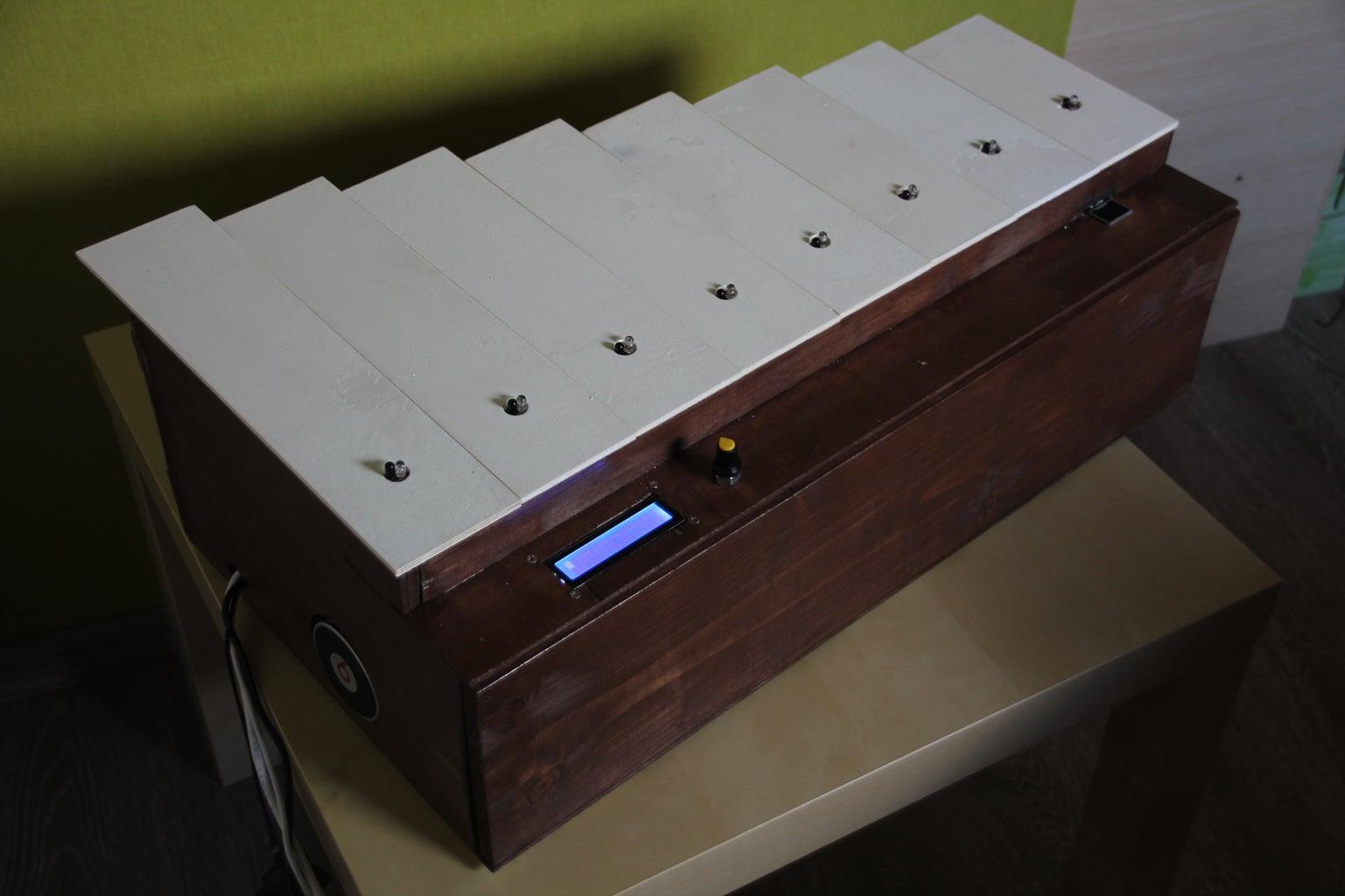 Raspberry Pi Infrared Keyboard