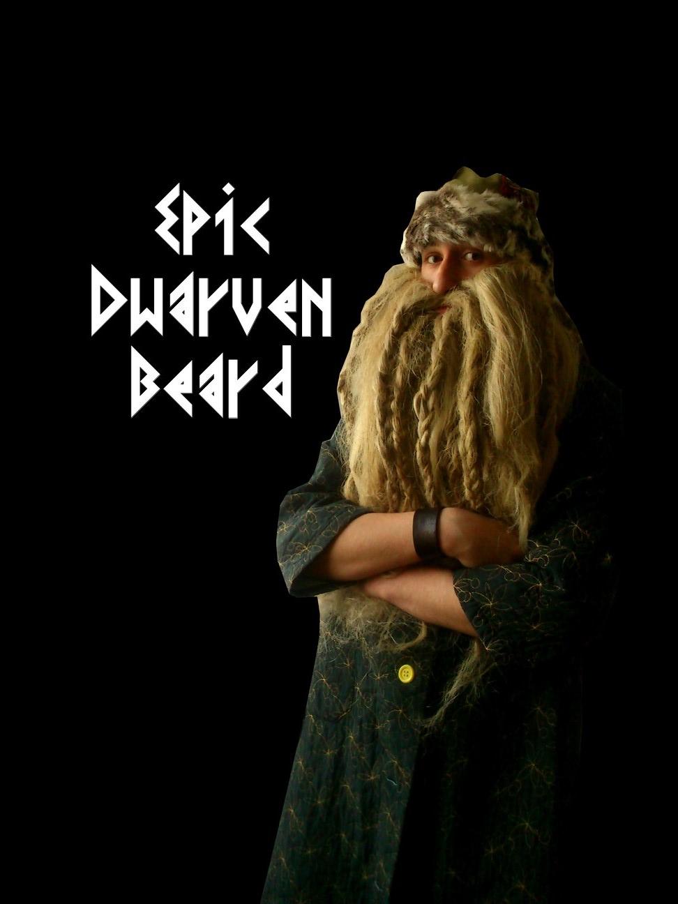Dwarven beard