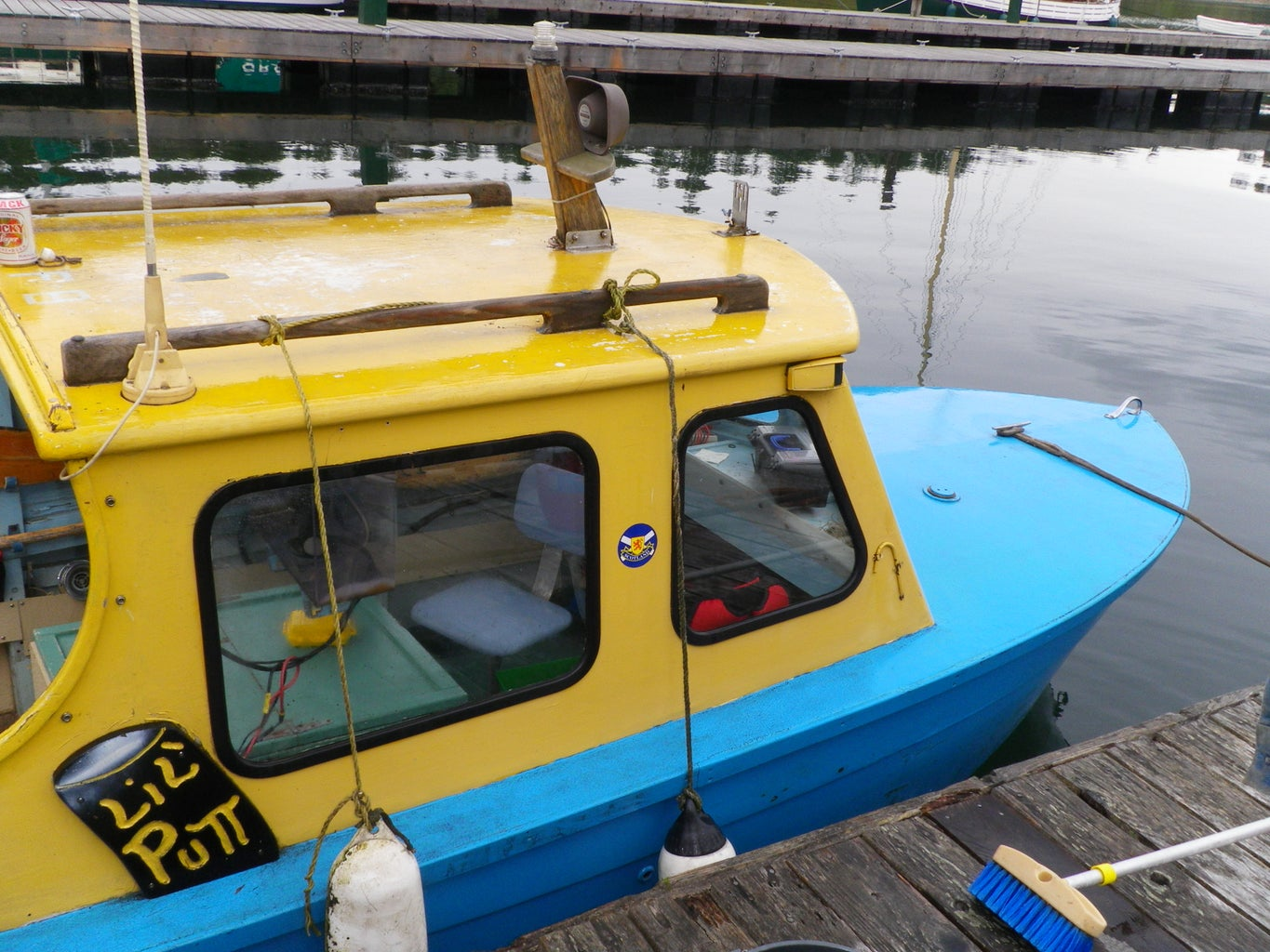 Buying a Boat Online: Adventures of Lil Putt Restoration