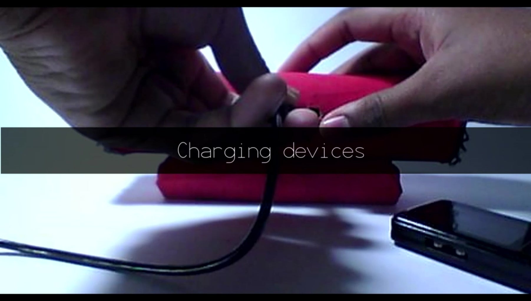 Charging 5v Devices...