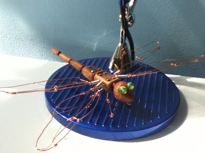 Crafted Dragonfly
