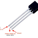 Measure Temperature With an LM35
