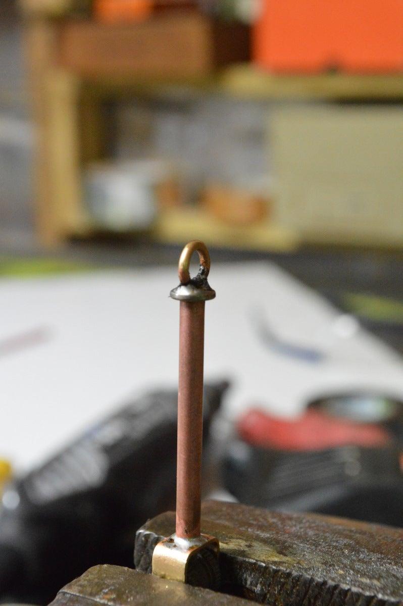 Adding the Ring.